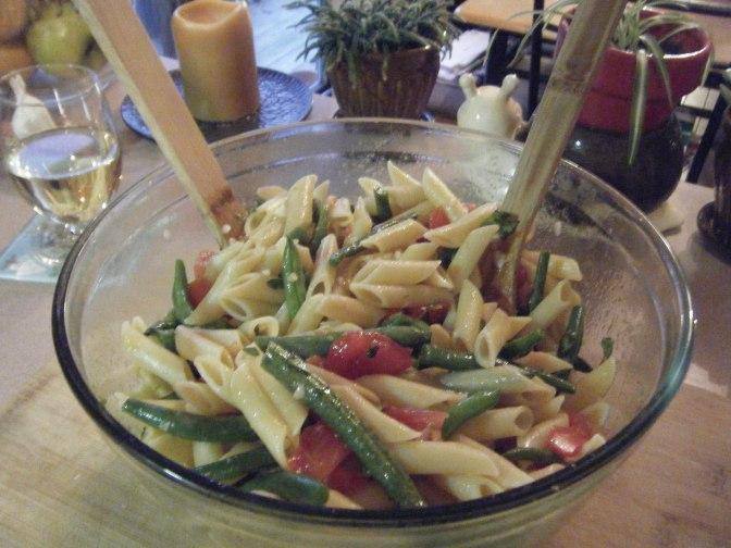 Sarah's Pasta Alla Checca