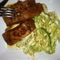 Asian Style Boneless Pork Ribs