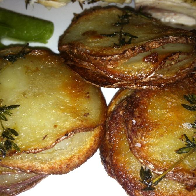 Mini Herbed Pommes Anna