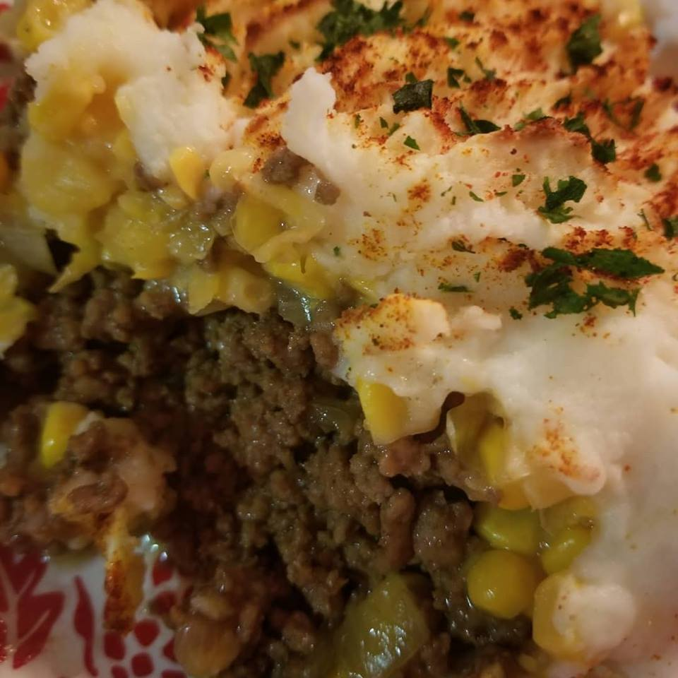 cast iron shepherd's pie 2
